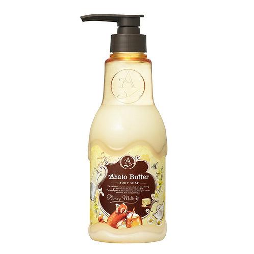 Ahalo Butter Body Soap - Honey Milk 500ML