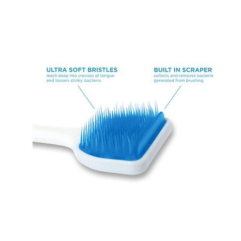 OraBrush Tongue Cleaner Single Pack