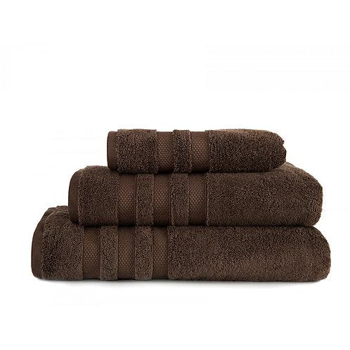 River Turkish Towel Kahve Brown