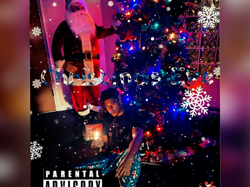 My EP Christmas Eve dropped today!! Ft.UC artist! Go check it out!! Merry Christmas & happy new year