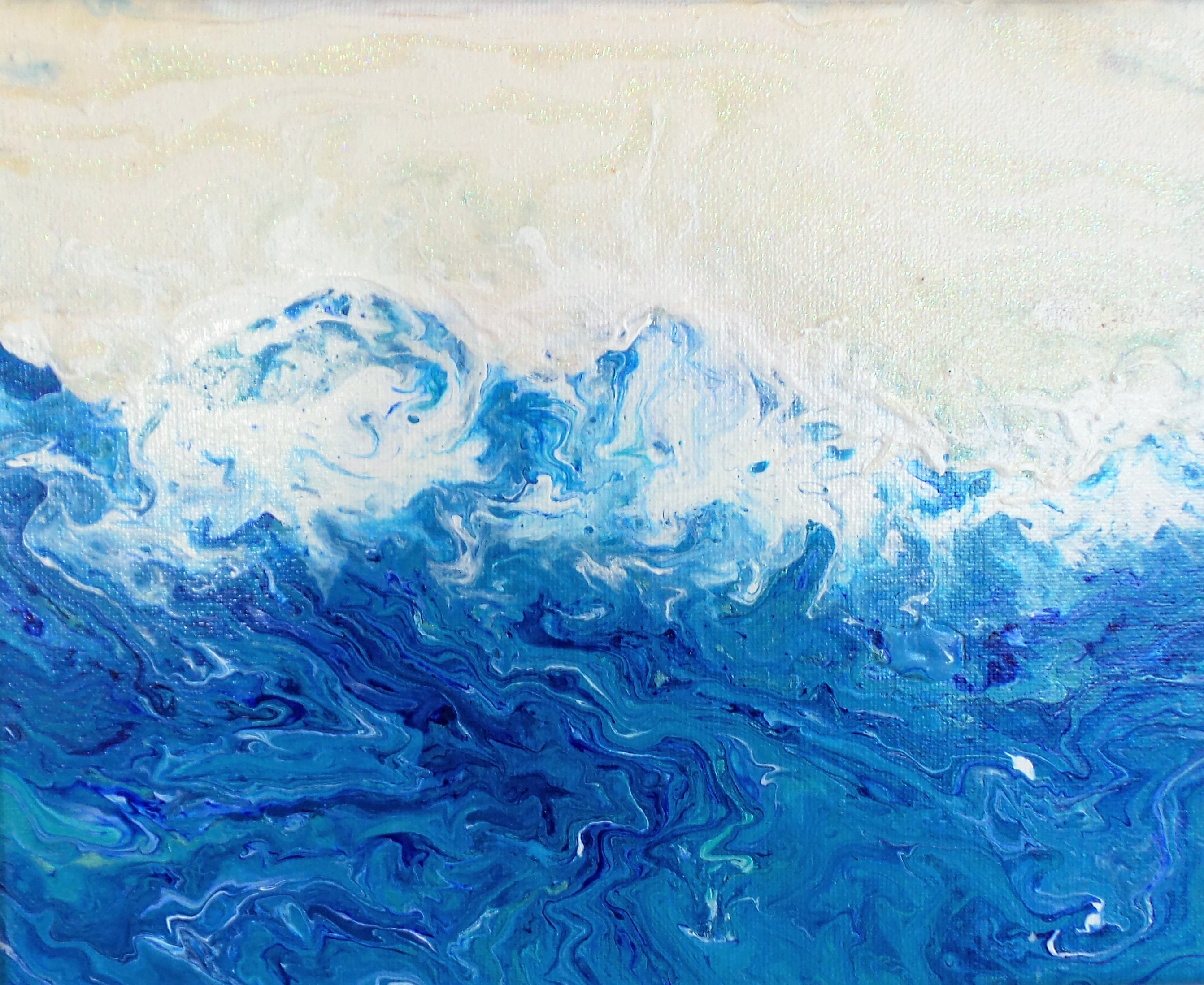 Ocean Blues II