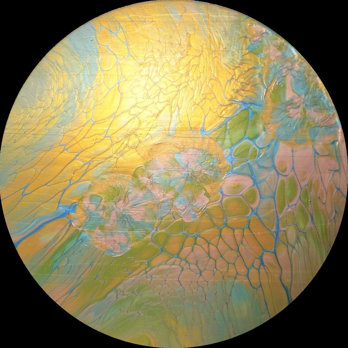 Gold Lamé II