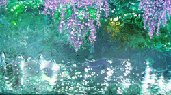 SOLD! Wisteria Shimmer