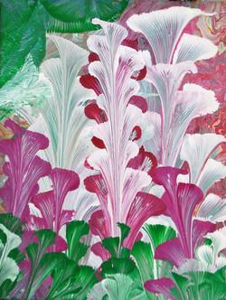 Fuchsia Floral Fantasy