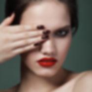Zjell Eye Makeup Models