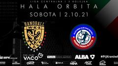 Inauguracja w Orbicie! Śląsk Wrocław Handball - Warmia Energa Olsztyn