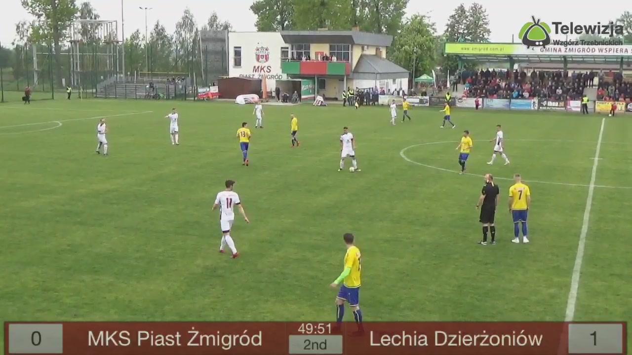 MKS Piast Żmigród vs Lechia Dzierżoniów