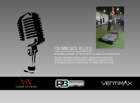 VertiMax Teams up with New Global Distributors