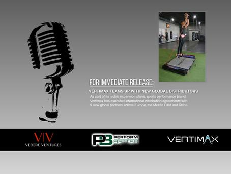 VertiMax Teams up with New Global Distributors