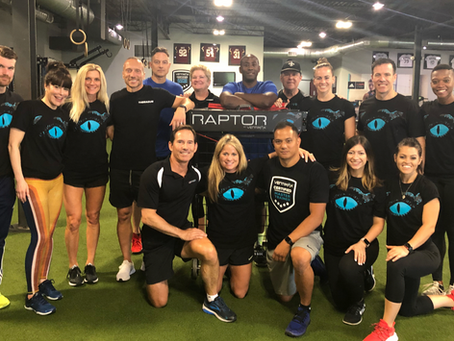 VertiMax Delves into the Fitness Industry with RaptorFit