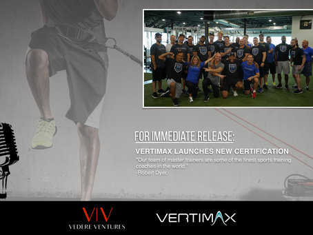 VertiMax Launches New Certification