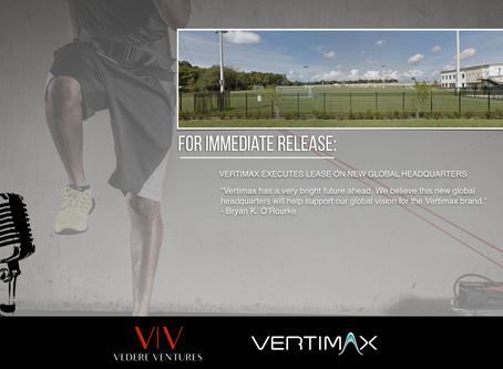 VertiMax Executes Lease on New Global Headquarters