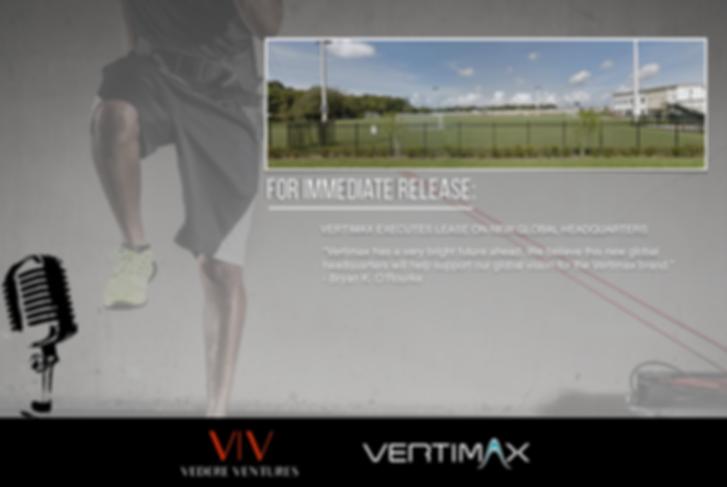 Press Release Vedere Ventures