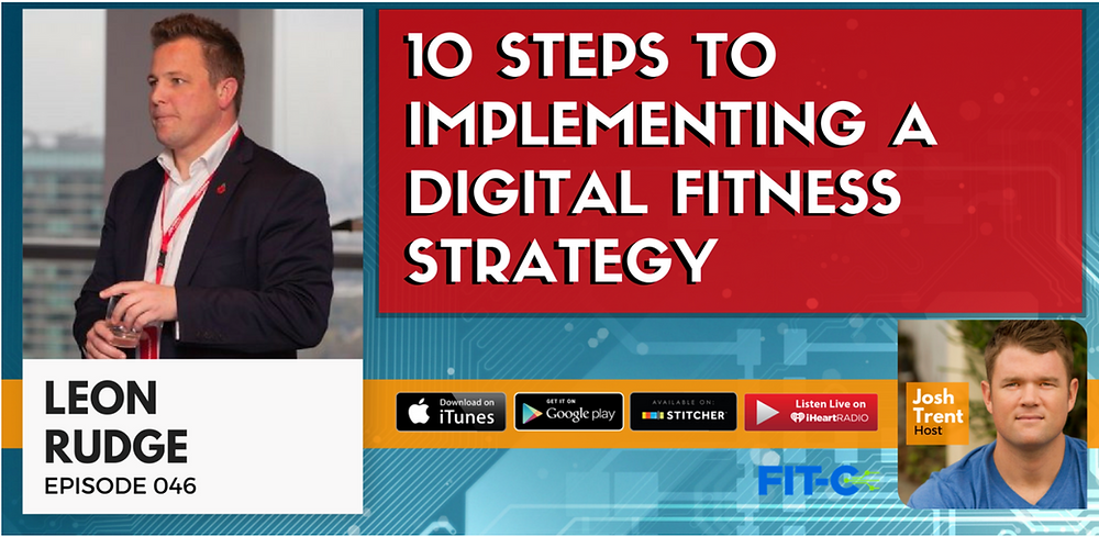 10 Steps To Implement a Digital Fitness Strategy