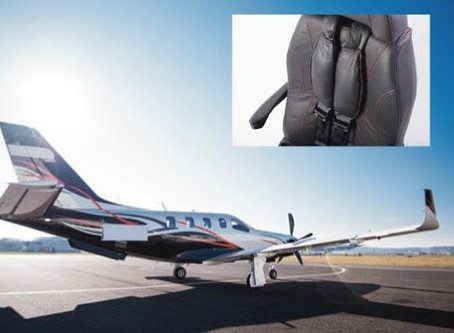Daher delivers its first TBM 930 Model Year 2017 aircraft with a host of new features