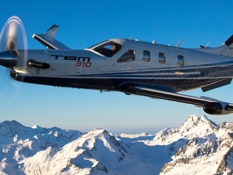 Daher upgrades its very fast turboprop aircraft family with the TBM 910