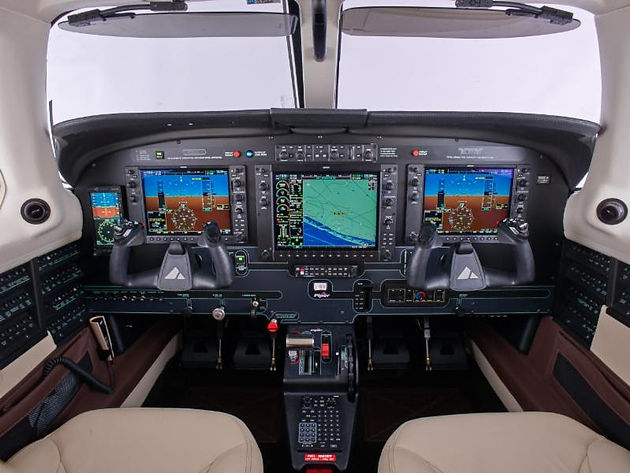 Piper M500 and M350 Certified with Garmin G1000 NXi | Muncie