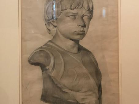 Pre-Raphaelite at the Lowry