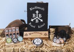 Blackbeard's Beard Balms collection