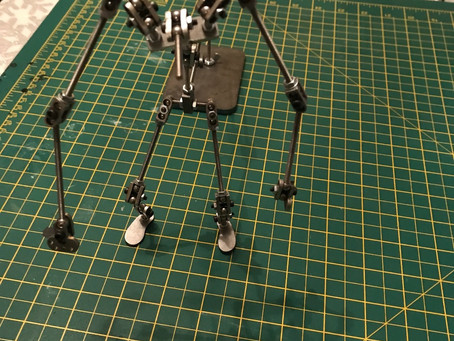 Fleshing out a Stop Motion armature
