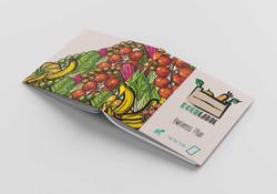 Doorganic booklet covers