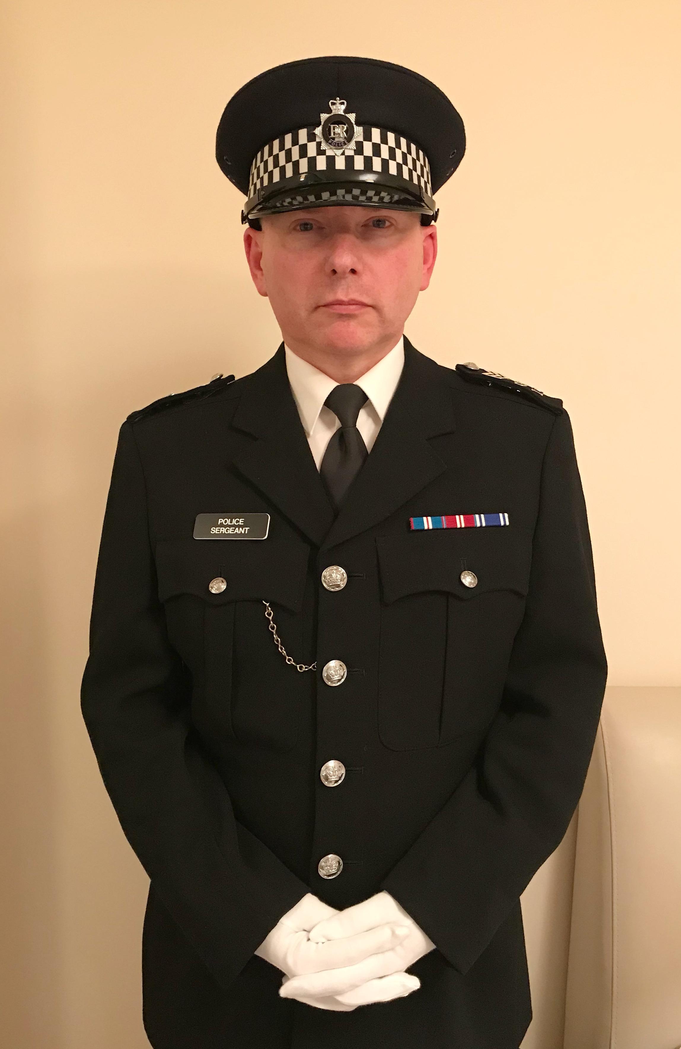 Dress Tunic Police