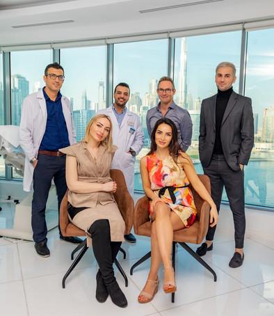 Beauty Doc Eden Derma Clinic Team Dubai
