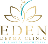 Logo Eden Derma Clinic Dubai | Aesthetic Beauty