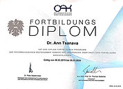 Dr. Anna Tsanava, Doctor, Aesthetic Medicine, Injections, Face Lifting, Treatments, Meso, German, Austria