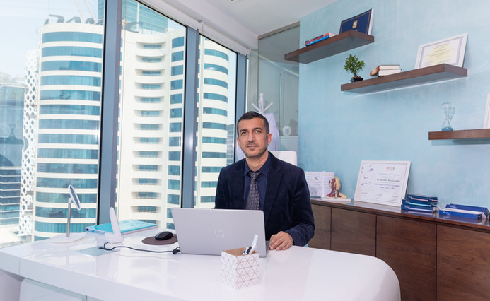 Dr. Farshad Zadeh GP / Aesthetic Physican certified by American Academy of Anti-Aging Medicine A4M