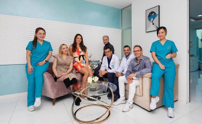 Eden Derma Clinic Team Dubai