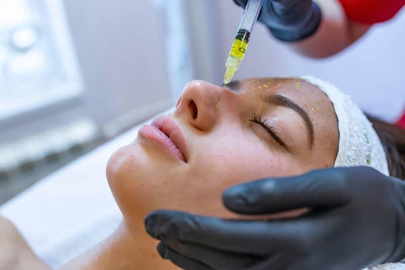 PRP, Skin rejuvenation, anti-aging