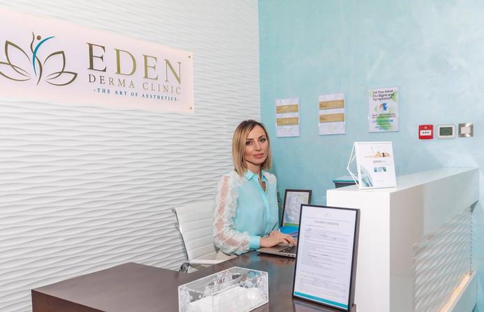 Maggie Tsanava Aesthetic Business Partner / Administration Manager
