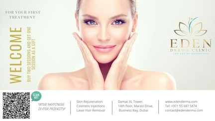 Dubai best Anti Aging Treatment Voucher