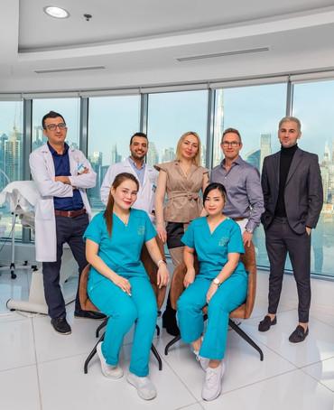 Eden Derma Clinic Team