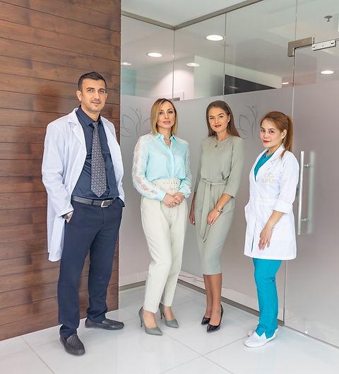 Aesthetic Team Eden Derma Clinic Dubai