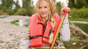 Paddle Battle Kayak Race