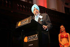 Manjit Gurjal, IABCA 2014 Lifetime Achievement Award Winner