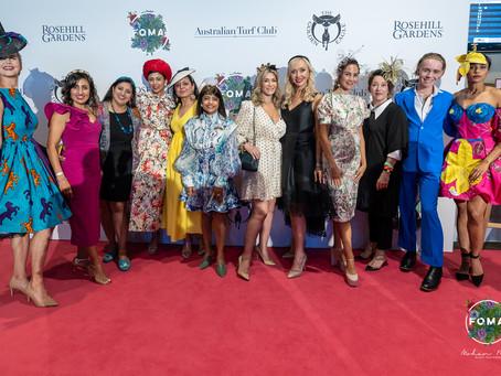 Fabrics of Multicultural Australia 2020 Runway