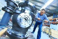 600mm valve under production.jpg