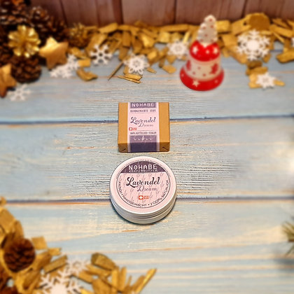 Entspannende Momente Lavendel Dream Geschenkpackung