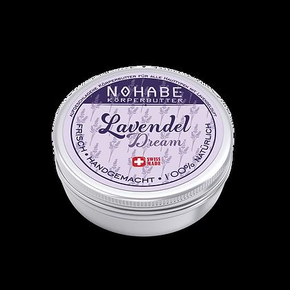 Lavendel Dream Körperbutter