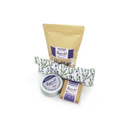 Entspannende Stunden Lavendel Dream Verwöhnpaket