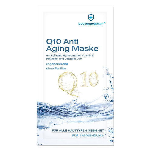 Q10 ANTI-AGING Maske 10 ml