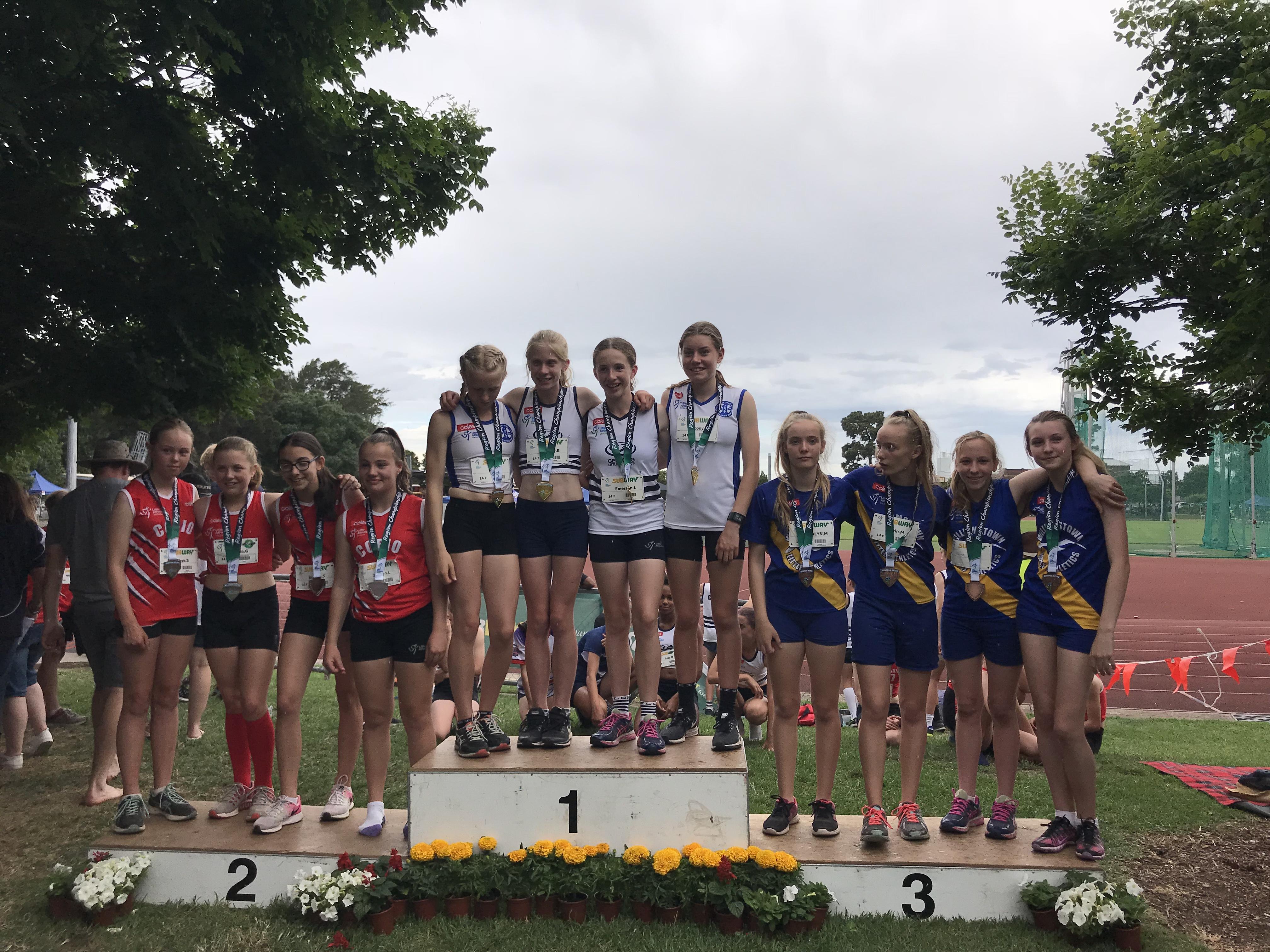 4. regional relay 2017