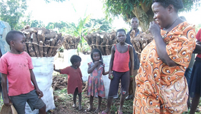 Gomba women grow more food more sustainably