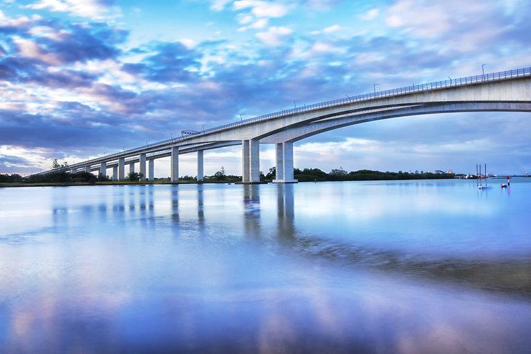 The Gateway Bridge (Sir Leo Hielscher Br