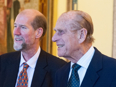 Continuing Prince Philip's work on faiths and the environment