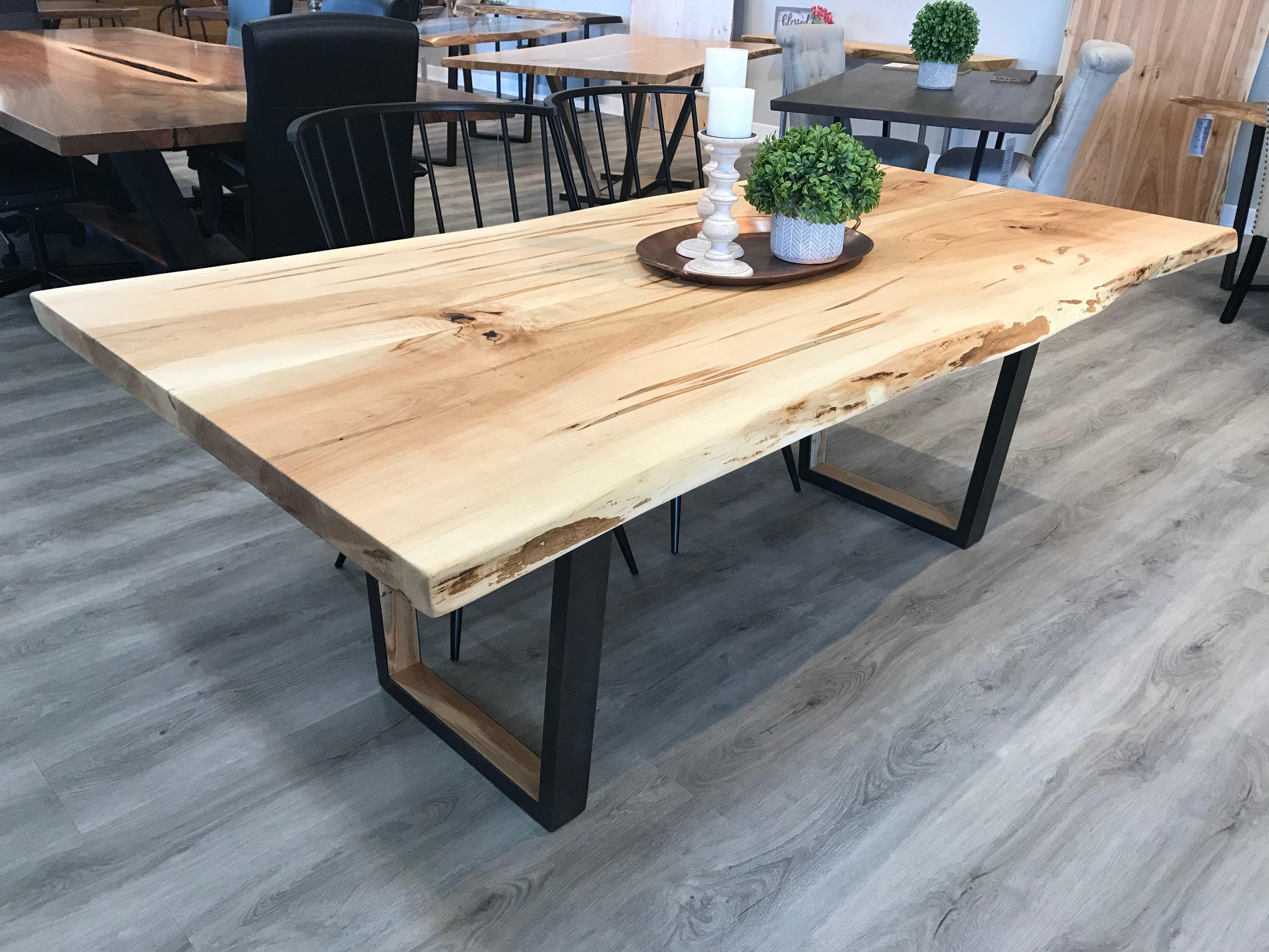 Cascades - Maple Dining Table - 84\