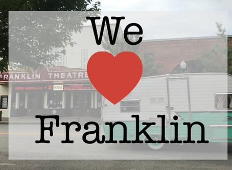 Franklin's Must-Visit Spots